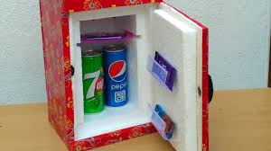 How To Macke How To Make A Mini Refrigerator Low Cost Diy