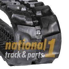 komatsu pc 10 6 mini excavator rubber track track size 300x52 5x76