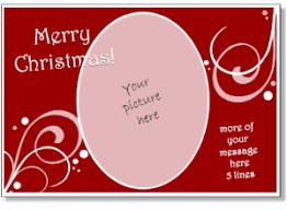 Christmas Photo Frames Templates Free Christmas Photo Frames To Print Christmas Card Templates