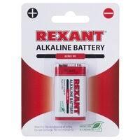 «<b>Батарейка</b> алкалиновая <b>Rexant</b>, тип <b>крона</b> 6LR61 ...
