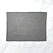 leather trim black and white round placemats round with cer border black placemats