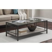 Metal Coffee Table Frame Alice Wood Glass Metal Coffee Table By I Love Living Beautiful