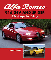 alfa romeo 916 gtv and spider the complete story speedreaders info alfa romeo 916 gtv and spider the complete story