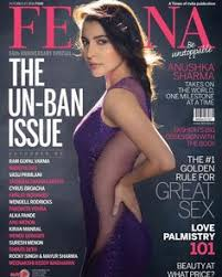 magazine cover hka sharma s hot photo shoot for femina