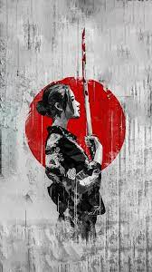 Samurai Blossom iPhone Wallpapers 2020 ...