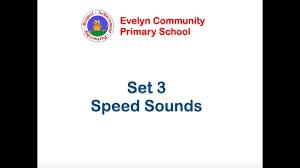 Rml Speed Sounds Chart Set 3 Speed Sounds