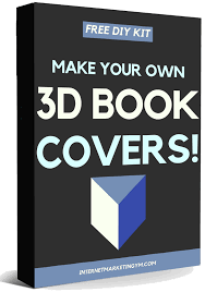 3d book cover maker