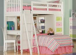 bunk bed with desk and couch. Bedroom : Loft Bed With Desk And Couch Bunk Beds Twin Over