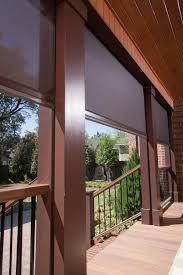 retractable screen patio. Phantom® Executive Screens: Motorized Retractable Wall Screen Patio