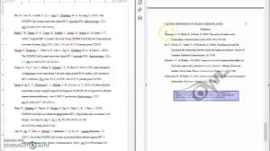Ideas Collection Apa Reference Template Enom Warb Inle Of Pages