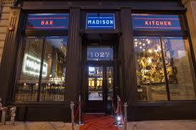 Bar Kitchen Step Inside Madison Bar Kitchen Evolving Dining Near The United