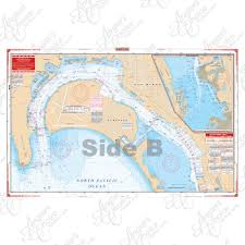 Waterproof Charts Waterproof Charts San Diego Approaches