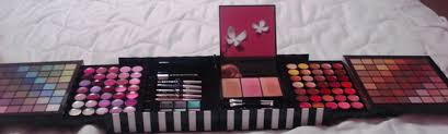 sephora makeup box set blockbuster palette 2010