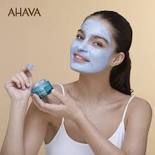 Afbeeldingsresultaat voor ahava mineral mud clearing facial treatment mask