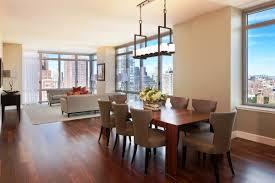 kitchen dining lighting ideas. linearchandelierbyquorumlightingforelegantdining kitchen dining lighting ideas