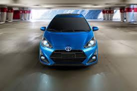2017 Toyota Prius c Cargo Space - Photos - Gallery: Toyota Prius c ...