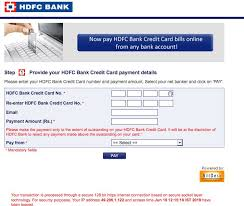 The 'fantastic friday' offer for all hdfc bank debit card and credit card users. Hdfc Credit Card Cc Login Netbanking And Mobile App