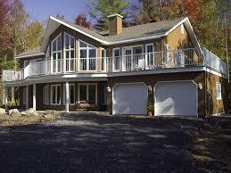 Bungalow Lodge House Plan  Active Adult House PlansLuxury Mountain Home Floor Plans
