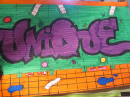 ms pasquali s grade class graffiti art project