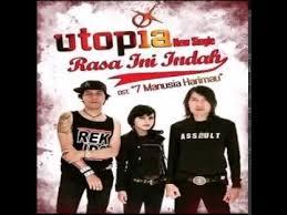 Free Download Lagu Mp3 Utopia - Rasa Ini Indah OST 7 Manusia Harimau