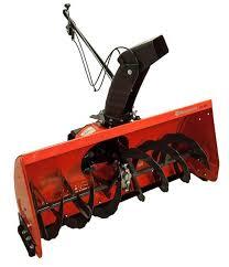 husqvarna garden tractor attachments. Husqvarna ST42E Snow Thrower Attachment With Electric Lift Garden Tractor Attachments
