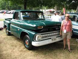 Looking for pics of factory dark green trucks - The 1947 - Present ...