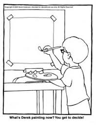 Small Picture Coloring Pages Stunning Paint Coloring Pages Pictures Of Paint