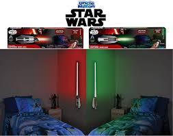 Star Wars Science Lightsaber Room Light Uncle Milton Star Wars Science Lightsaber Room Light Two Pack Luke Skywalker And Darth Vader