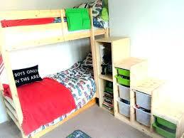 Bunk Bed Hacks Fantasy Ikea Beds Kids Loft Hack Fantastic Regarding
