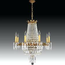 brass and crystal chandelier antique brass crystal chandelier made in spain brass crystal chandelier antique