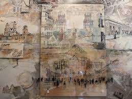 Отель Минск украсила дипломная работа выпускниц академии искусств