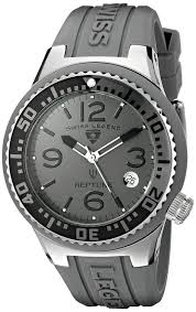 men s wrist watches swiss legend mens 10059gm104 commander grey swiss legend women s 11044p 014 gryb neptune grey dial grey silicone watch for