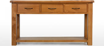best oak console tables uk about remodel bespoke with argos great additional table solid furniture chrome telephone kitchen stools large silver