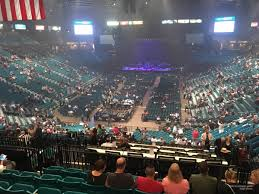 Mgm Arena Seating Chart Mgm Grand Garden Arena Section 202 Rateyourseats Com