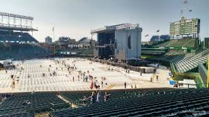 Wrigley Field Section 231 Concert Seating Rateyourseats Com