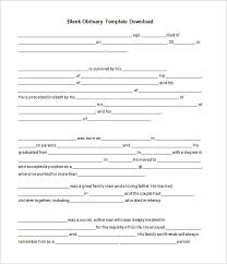 51 Obituary Templates Doc Pdf Psd Free Premium Templates
