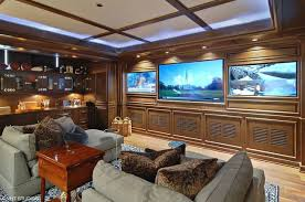 40 Home Theater Media Room Ideas 40 Awesome Enchanting Home Media Room Designs