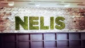 moss green moss letters for restaurant nelis