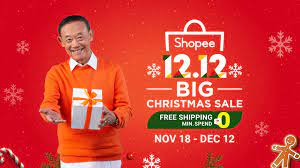 Shopee Celebrates The Second Wave of Shopee 11.11 – 12.12 Big Christmas Sale