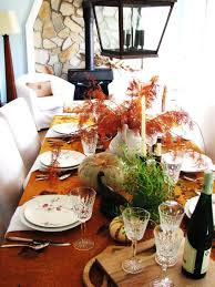 Encouraging Original Lauren Liess Thanksgiving Fall Table Settings  Centerpiece S3x4 in Thanksgiving Table Decorations