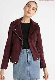 t women warehouse biker faux leather jacket burdy eczasawv