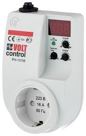 <b>Реле</b> контроля <b>напряжения Новатек</b>-<b>Электро</b> РН-101М — купить ...
