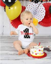 Get The Deal First Birthday Outfit Boy Personalized Baby Boys First