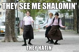 Hasidic Jewish Girls Dancing | WeKnowMemes via Relatably.com