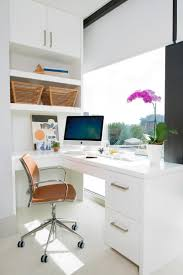 ultra minimalist office. Incredible Ultra Modern Home Office Design Feature Rectangle Shape Glass Table With Metal Desks Unique Minimalist F