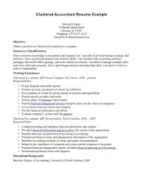 Financial Accountant Resume Sample Resume Template Accounting Assistant Cover Letter General Examples 23