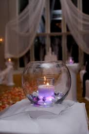 Glass Bowl Table Decorations