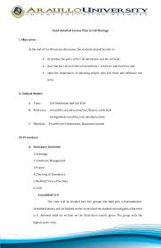 Cell Biology Worksheets High School   Homeshealth.info