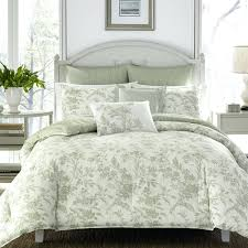 extraordinary inspiration green toile bedding pink and baby sets waverly brighton duvet quilt by williamsburg