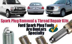 summary ford spark plug out repair is covered in this article primarily for the triton 4 6 5 4 6 8 liter sohc single over head engines